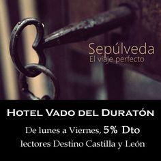 Oferta Lectores Hotel Vado del Duratón