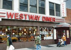 Westway Diner, Hell's Kitchen - good for breakfast 614 Ave W Diner Nyc, Order Food Online, Hells Kitchen, Soda Fountain, New York Travel, Menu Restaurant, Places To Eat, Cool Kitchens, Brunch