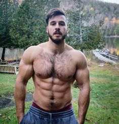 The Hairy Hunk : Photo