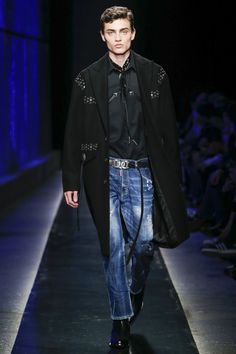 Dsquared2 Fall 2018 Menswear Fashion Show