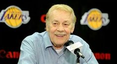 Jerry Buss Owner Los Angeles Lakers