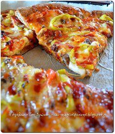 Η απόλαυση της βρώσης ~ Ας μαγειρέψουμε Greek Recipes, Hawaiian Pizza, Vegetable Pizza, Cheese, Vegetables, Food, Essen, Greek Food Recipes, Vegetable Recipes