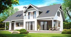 Проекты домов с мансардой в Украине - проекты мансардных домов - готовые, индивидуальные - Trypillya.com