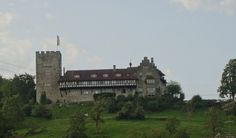 Schloss Wolfurt in Vorarlberg  |  Wolfurt Castle in the Austrian province of Vorarlberg  |  το κάστρο Wolfurt στο ομόσπονδο κρατίδιο Vorarlberg στην Αυστρία