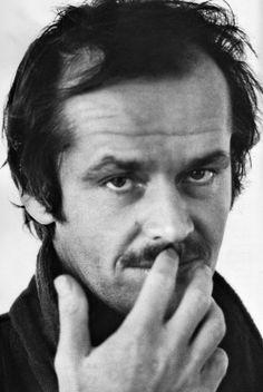 Jack Nicholson photographed by  Frank Lennon, c. 1970s