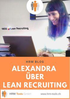 Alexandra ist Personalerin in einem mittelständischen Unternehmen. Die Firma, in der Alexandra arbeitet, ist erfolgreich und wächst derzeit stark. Für Alexandra bedeutet das viel Arbeit – viele neue Kollegen müssen gefunden und eingestellt werden. Manchmal erhält Alexandra 100 Bewerbungen in der Woche. Und dann doch nicht genau zu wissen, wen sie einladen soll. Doch dann wird alles anders: Alexandra lernt '#LeanRecruiting' kennen … mehr erfahren Sie im nachfolgenden #Video. Videos, Blog, Stark, Management, Things To Do, Knowledge, Studying, Blogging