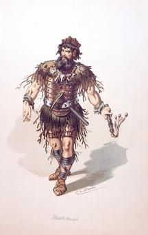 Alberich (Rheingold) Ancient Warriors, Old Warrior, Ancient, Vikings, Germanic Tribes, Anglo Saxon, Ancient Celts, Picts, Norse Mythology