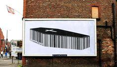 Artist - Paul Insect (UK) installed in East Manchester - The Independent