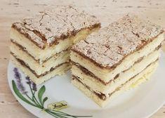 Kijevi krémes, mióta kipróbáltuk ezt a receptet, bekerült a kedvenceink közé! Winter Food, Other Recipes, Tiramisu, Food And Drink, Sweets, Snacks, Cookies, Drinks, Cake