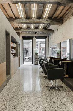 28 best hair salon interior design images salon interior salon rh pinterest com