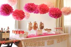 """""""Ready to Pop"""" Baby Shower"""