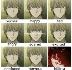 Death Note Funny, Death Note Kira, Death Note Fanart, Funny Internet Memes, Funny Memes, Manga Anime, Manhwa, Hello Memes, Anime Friendship