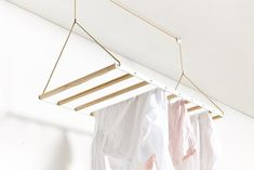 Image result for ceiling mounted clothes drying rack india