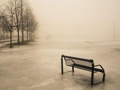 The Bench by Lidia, Leszek Derda on 500px