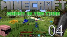 Minecraft: Ghost in the Cube - S02 Ep 04 - Time to Mine!