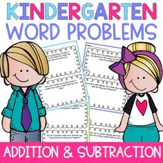 Addition Word Subtraction Word Missing Addends Word Problems With Known Total. Math Stations, Math Centers, Elementary Teacher, Elementary Education, Teacher Resources, Teaching Ideas, Addition Words, Fluency Practice, Math Task Cards