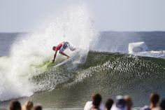 Precision lesson form the Champ!   Gold Coast Pro ©ASP