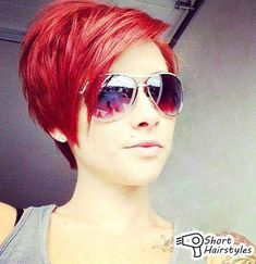 red hair short haircuts FOR 2015 | Short Red Hairstyles Short Hairstyles 2015 | Hairstyles Pictures ...