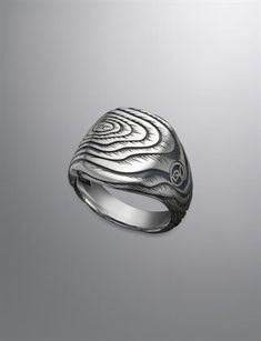 David Yurman | Men | Rings #men'sjewelry