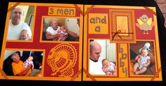 3 Men and a Baby - Both - Scrapbook.com