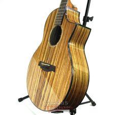 Ibanez AEW40ZWNT AEW Series Acoustic-Electric Guitar