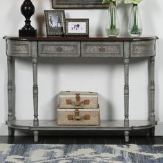 Found it at Wayfair - Markham Console Table