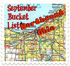 iNeed a Playdate | Northeast Ohio Mom: Our #HappyinCLE Bucket List for September in Northeast Ohio!