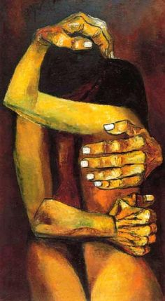 Eduardo Kingman, Ecuadorian Artist. Love this painting and not just because artist is from my motherland :)
