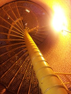 spiral lighthouse stairs #amazing