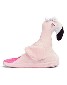 Flamingo Novelty Mule Slipper available in Pink Flamingo Shoes, Pink Flamingos, Jd Williams, Saved Items, You Bag, Pretty In Pink, Adidas Sneakers, Slippers, Footwear