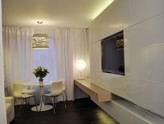Интерьер гостиной для программы Квартирный Вопрос, Архитектурное бюро Александры Федоровой