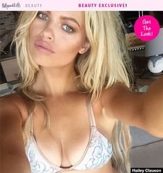 Who better to give selfie advice than a supermodel who has posed for Sports Illustrated and Victoria's Secret? Hailey Clauson is spilling her secrets exclusively to us below!