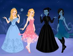 Azaela's Paper Doll Maker - Snow Queen Game - lol my attempt at a WICKED fashion
