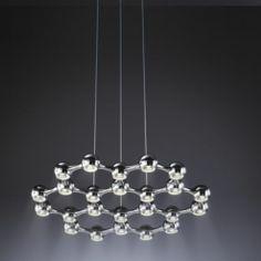 Buy Helestra Atara Twenty 4 Light Pendant from our Pendants range - Tesco.com