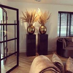 Home Room Design, Home Interior Design, Living Room Designs, House Design, Home Living Room, Living Room Decor, Deco Studio, Hallway Designs, Interior Exterior