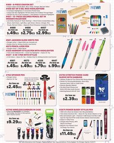 Communicate Your Brand Awesomeness™ with the latest promotional products geared towards students.