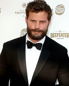 Jamie at The Old Vic Bicentenary Ball to celebrate the theatre's 200th birthday in London Today! May, 13. #JamieDornan