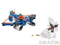 70320 LEGO NEXO KNIGHTS – Aaronov Aero Striker V2
