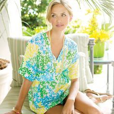 in love with this tunic. Spring, I am ready for you!