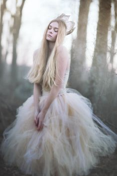 The Forests Song by EmilySoto on DeviantArt #fairy #tale #photography #fantasy
