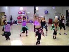 ▶ 'Work Bitch' Britney DANCE PARTY HUSTLE - YouTube