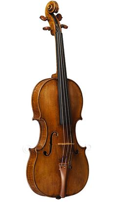 Violin, Francesco Ruggeri, circa1696