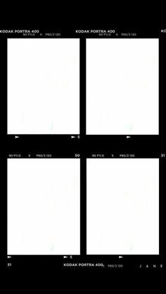 unfold frame template two