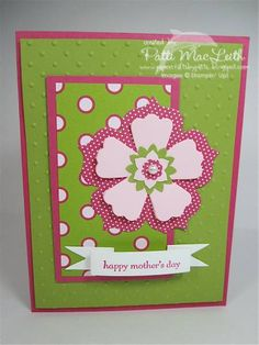 Mother's Day by Patimac1980 - Cards and Paper Crafts at Splitcoaststampers