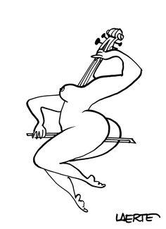Laerte - Cello