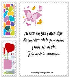 enviar postales del dia del amor y la amistad,enviar frases y tarjetas del dia del amor y la amistad: http://www.consejosgratis.net/saludos-por-el-dia-de-los-enamorados/