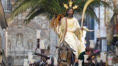 Hermandad de la Borriquita – Comunicado Cartel Domingo de Ramos   El Puerto de Santa Maria