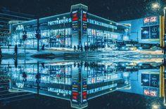 Mirror city by Hendrik Mändla on 500px