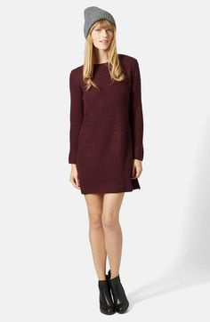 Best Fashion Trends to Try in 2015: Glamour.com - Sweater dress but non body-con, more flare and tailoring to make it modern
