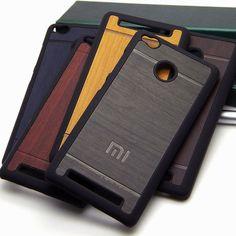 Pour xiaomi redmi 3 s cas bois vintage style PU en cuir avec en plastique coque pour xiaomi redmi 3pro couverture 3 S 3X3 s x